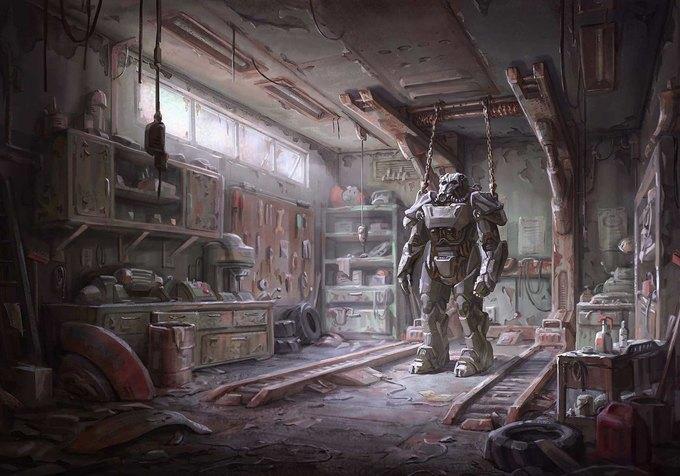 Названа дата релиза Fallout 4 . Изображение № 2.