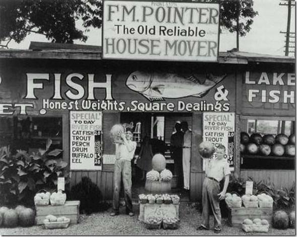 Самые известные фотографии прошлого. Изображение № 11.