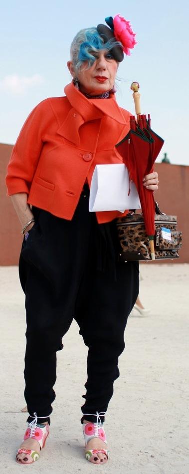 Анна Пьяджи. Модный гардероб. Изображение № 13.