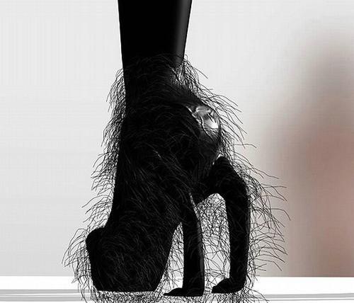 Креативная обувь. Изображение № 49.