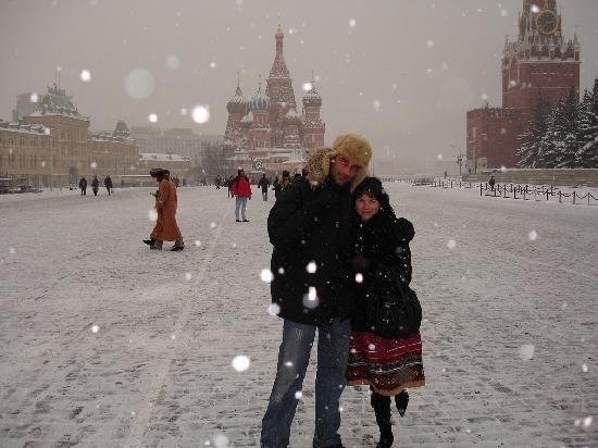 Русские каникулы: Москва нафото иностранных туристов. Изображение № 1.