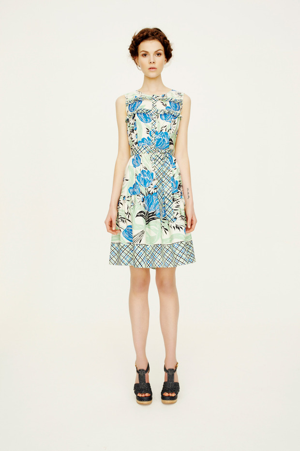 Collette by Collette Dinnigan. Resort 2013. Изображение № 18.