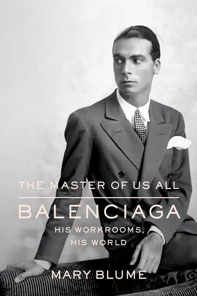 Выходит новая биография Кристобаля Баленсиаги. Изображение № 1.