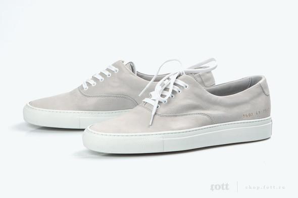 Common Projects - недешевая обувь. Изображение № 5.