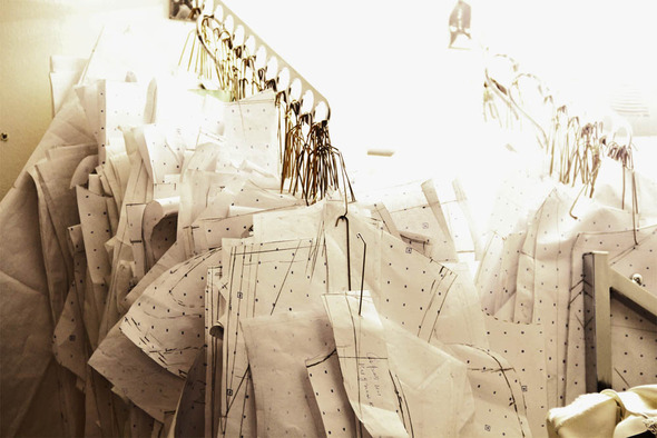 Интервью: Дизайнер одежды Наталья Каут. Изображение № 8.
