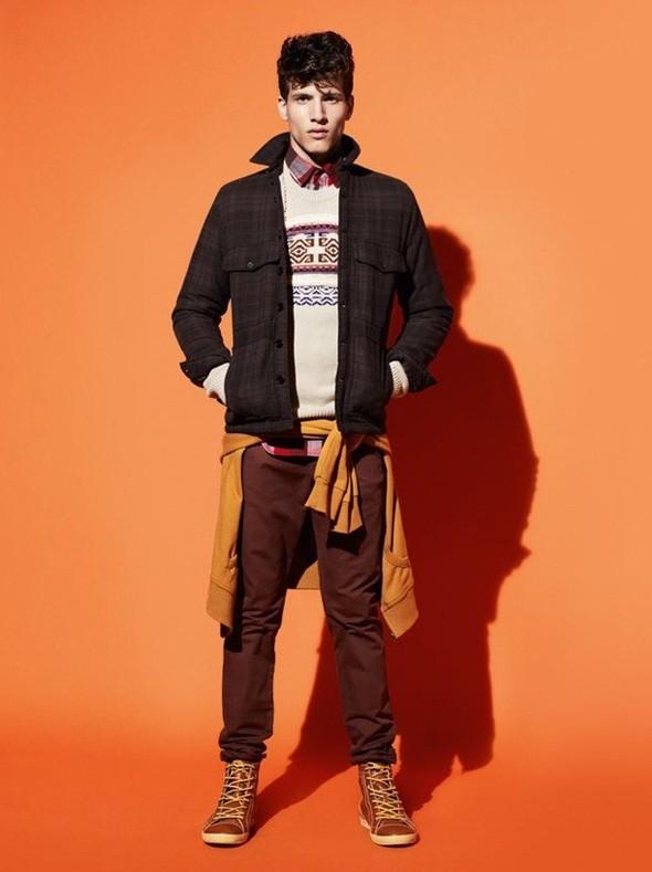 Лукбук: Pull & Bear FW 2011 Men's Trends. Изображение № 7.