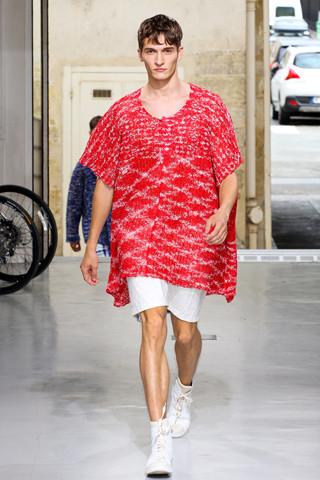 Неделя мужской моды в Париже: День 2. Изображение № 24.