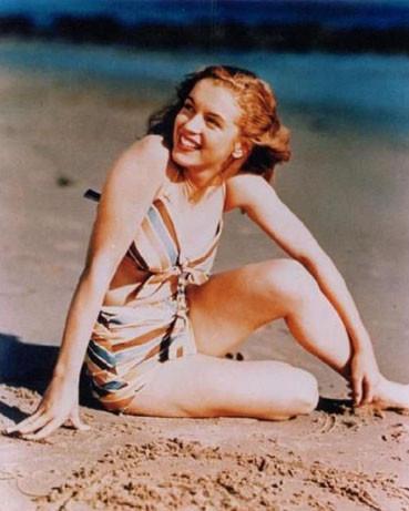 Изображение 10. Marilyn Monroe, pin-up girl.. Изображение № 8.