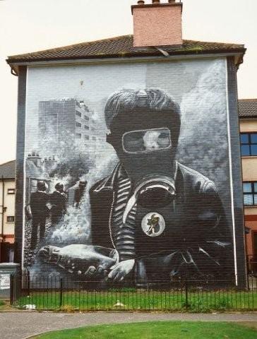 Граффити Ольстера. Изображение № 37.