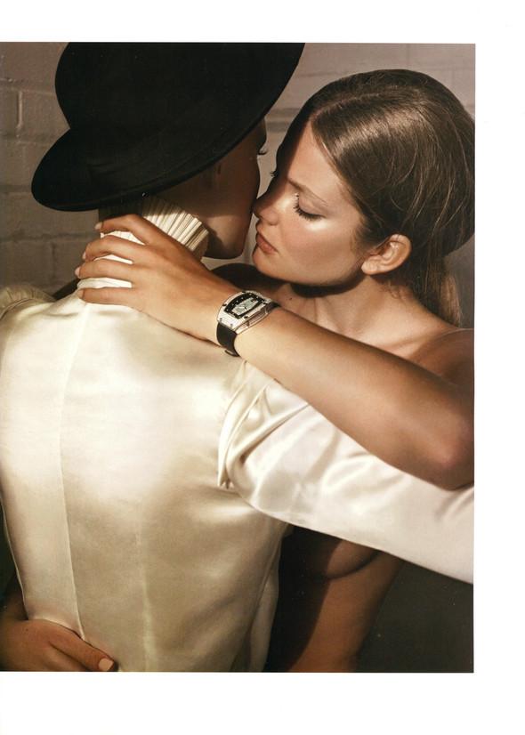 Vogue Франция ноябрь 2009. Изображение № 4.