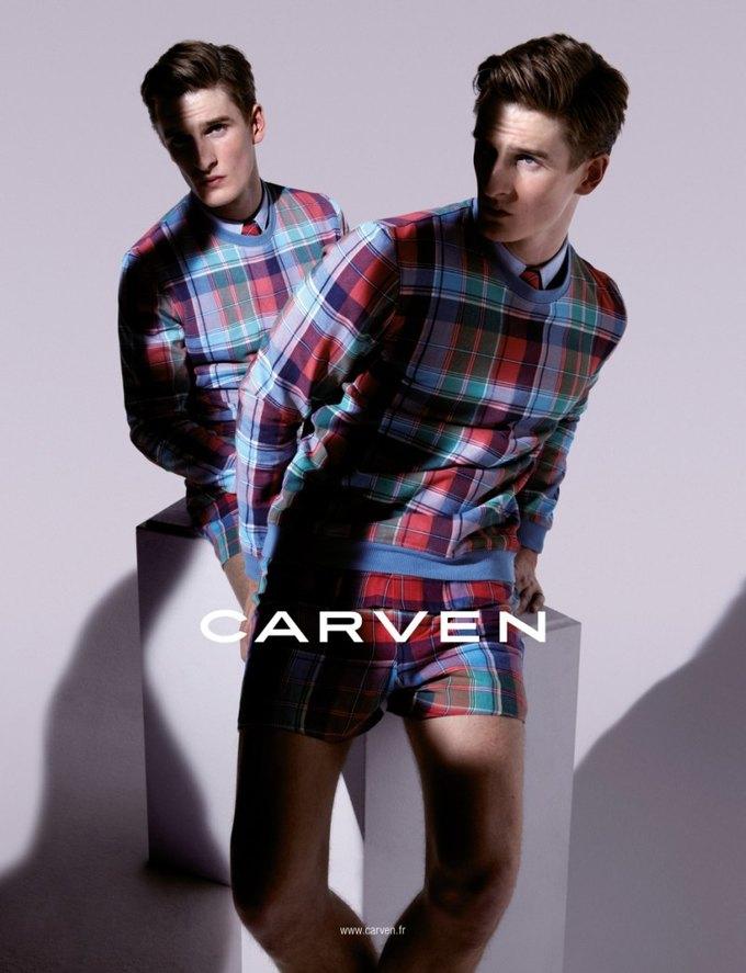 Вышли новые кампании Acne, Dior и Prada. Изображение № 24.