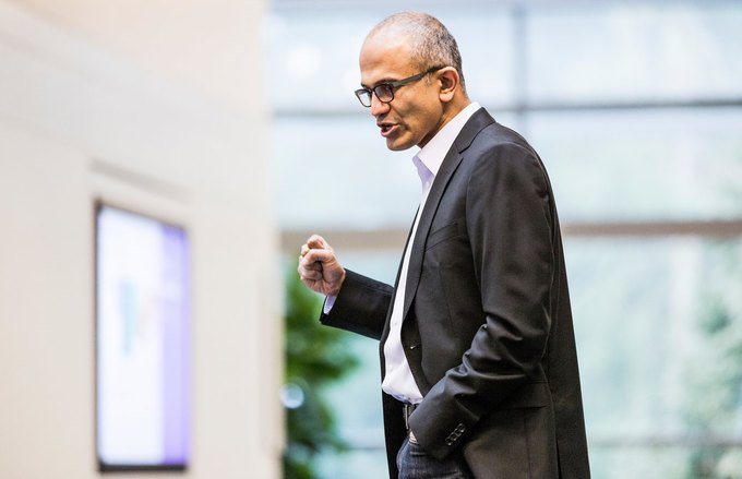Microsoft объявила имя нового генерального директора. Изображение № 1.