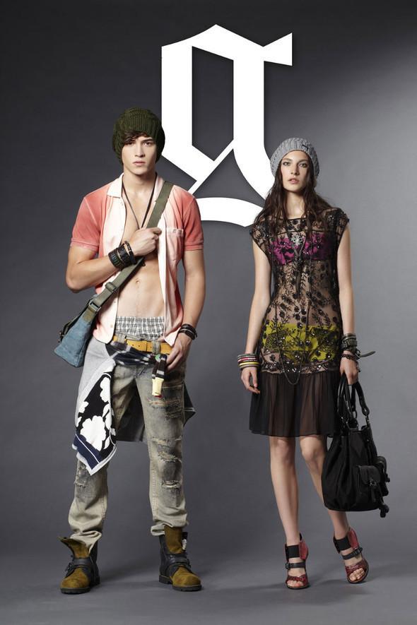 Изображение 58. Лукбуки: Asos, Burberry Black Label, Urban Outfitters и другие.. Изображение № 61.
