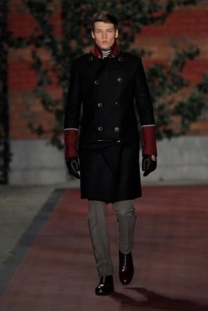 Неделя моды в NY. Tommy Hilfiger F/W 12/13. Изображение № 2.