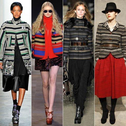 Модные пальто 2012: пять трендов. Изображение № 3.