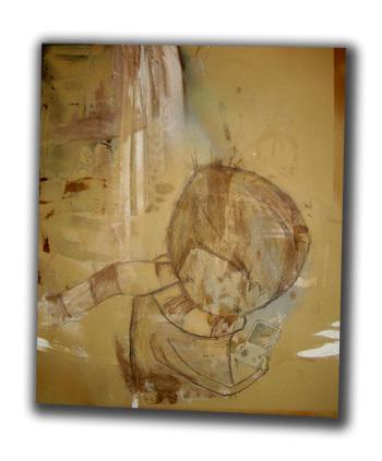 Карандаши какхолст. Изображение № 13.