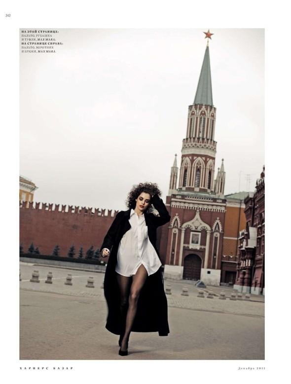 Съёмка: Фернанда Прада для Harper's Bazaar. Изображение № 2.