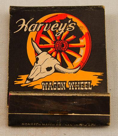 Коллекция Американских спичечных коробков. Изображение № 81.