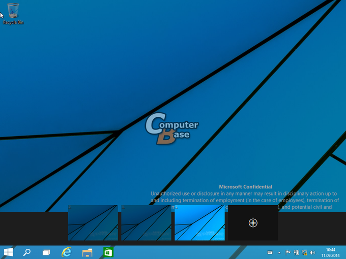 В Сеть «утекли» два десятка скриншотов Windows 9. Изображение № 18.