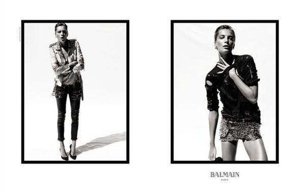 Изображение 3. Превью кампаний: Balmain, Hermes, Vivienne Westwood и другие.. Изображение № 1.