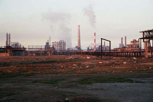 О грустном. Самые загрязненные места мира. Изображение № 1.