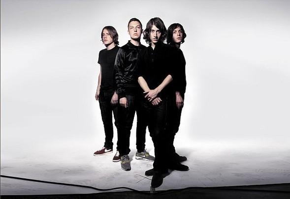 Arctic Monkeys начнут работу над новым альбомом. Изображение № 1.