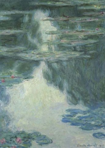 Клод Моне : флагман импрессионизма. Изображение № 47.