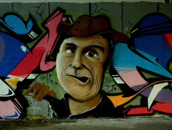 Граффити от 007. Изображение № 1.