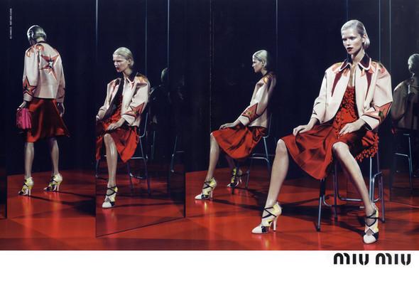 Изображение 9. Превью кампаний: Dior, Fendi, Miu Miu и другие.. Изображение № 10.