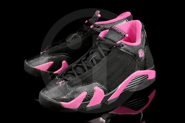 Air Jordan 14 (Desert pink). Изображение № 3.