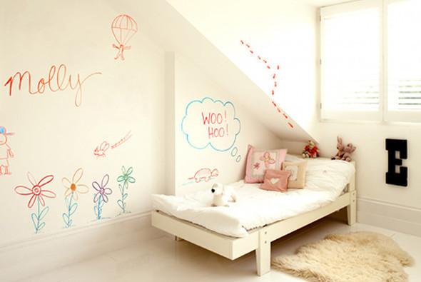 Покрытие для рисования на стене. Изображение № 2.