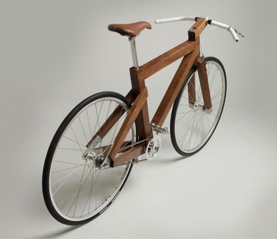 Black Walnut Bike. Изображение № 1.