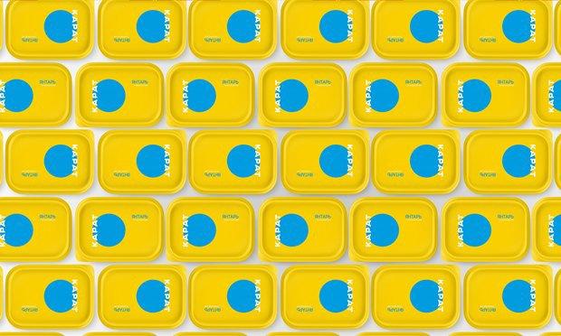 Для упаковок сыров «Дружба» и«Волна» провели редизайн. Изображение № 6.