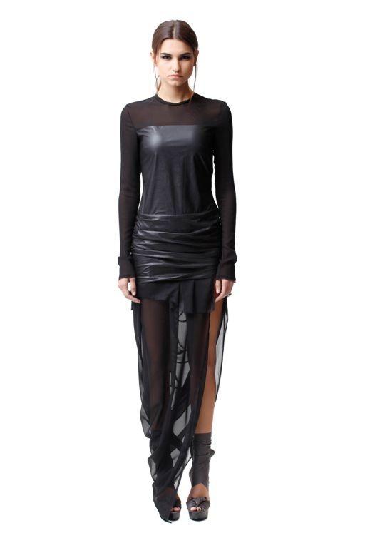 Эксклюзивные вечерние платья коллекции LUBLU Kira Plastinina. Изображение № 5.
