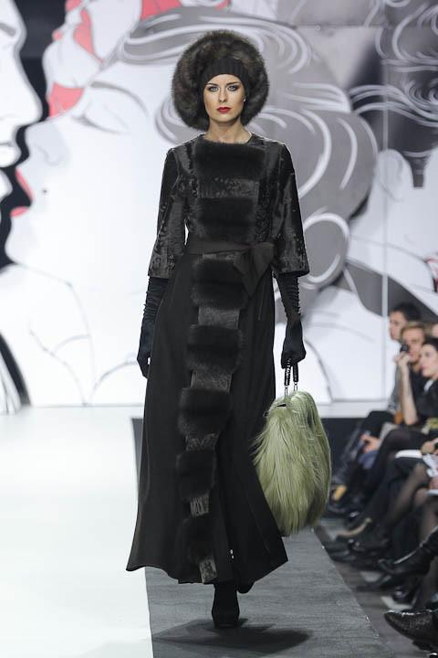"""Коллекция """"La Femme Magnifique"""" Модного Дома Игоря Гуляева. Изображение № 10."""