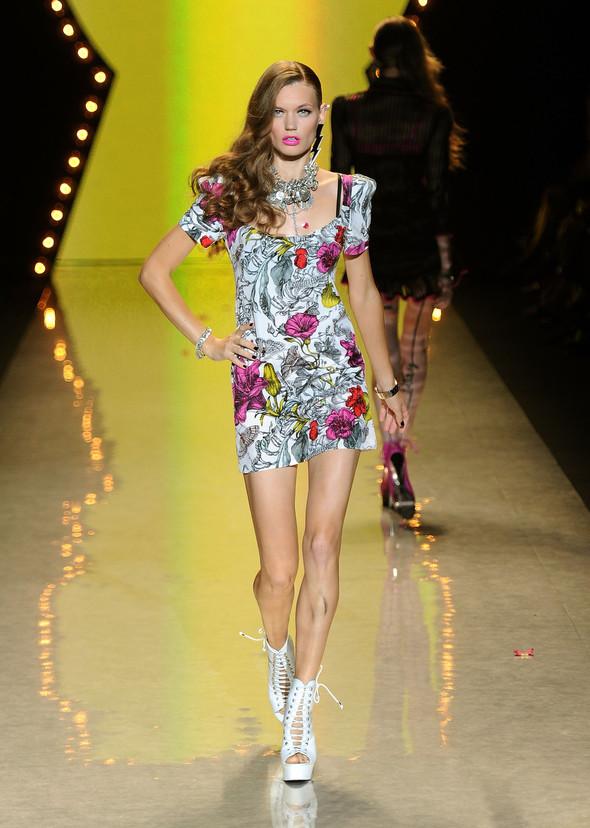New York Fashion Week: Betsey Johnson Spring 2012. Изображение № 71.