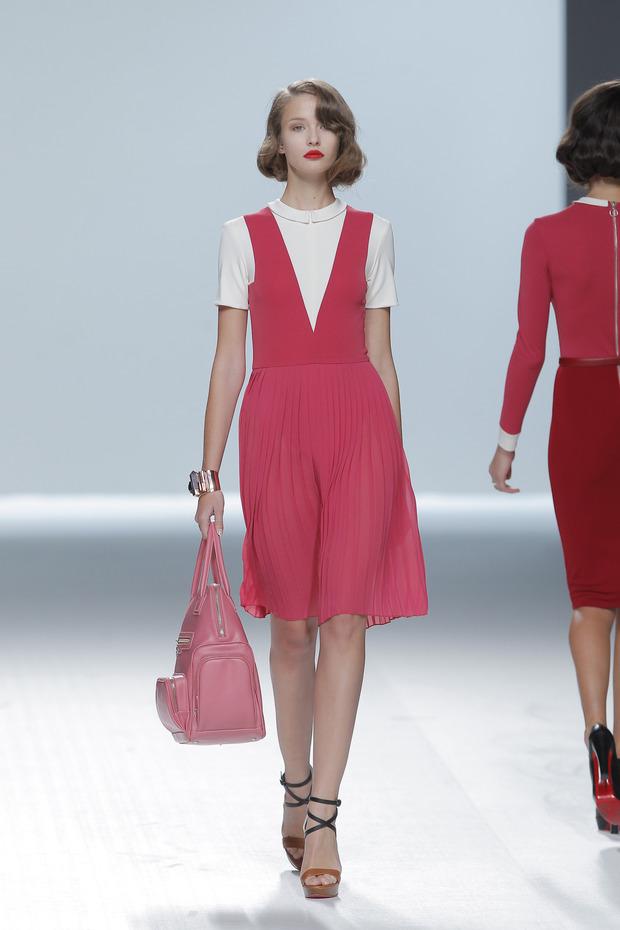 Madrid Fashion Week SS 2013: DAVIDELFIN. Изображение № 10.
