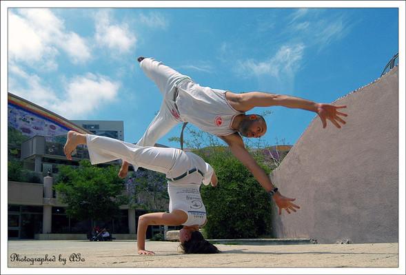 Капоэйра: танец-битва. Изображение № 1.