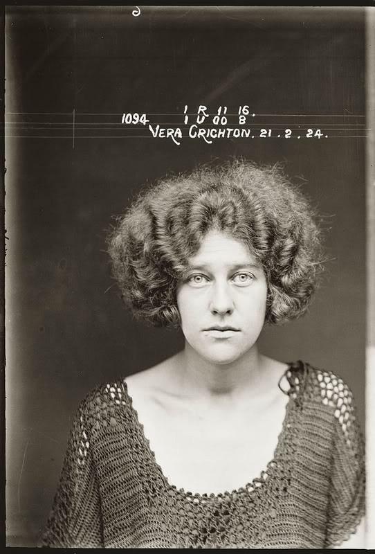 Фотографии американских гангстеров начала 20 века. Изображение № 40.