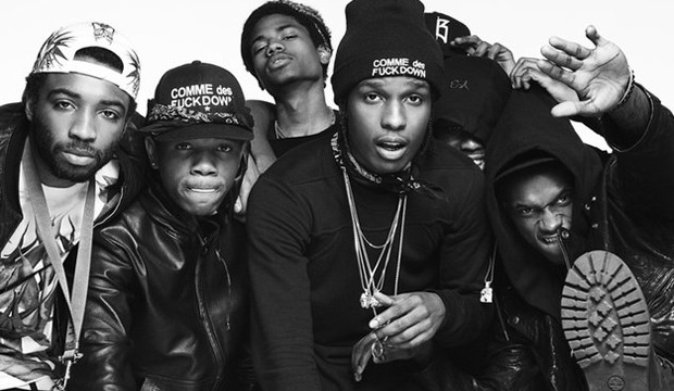A$AP Mob поделились новым микстейпом . Изображение № 1.