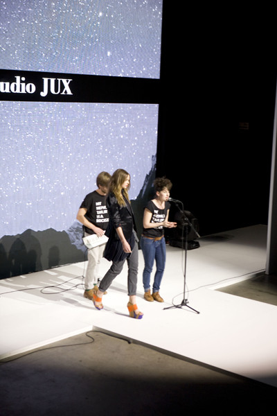 Первые лица Голландии на неделе моды в Амстердаме. Изображение № 3.