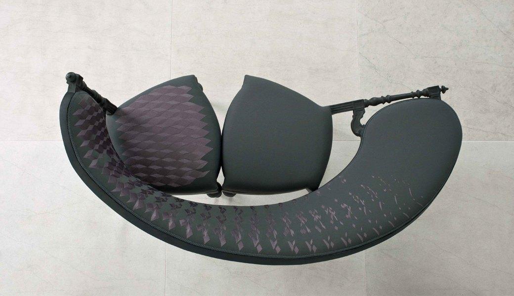 Глитч-мебель: красивые компьютерные ошибки в интерьере. Изображение № 49.