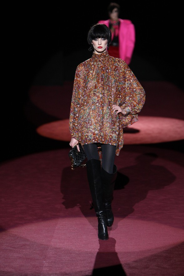 Marc Jacobs fall winter 2009–2010. Изображение № 4.