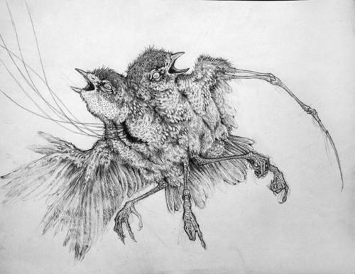 Мудборд: Таня Пёникер, художница. Изображение № 98.