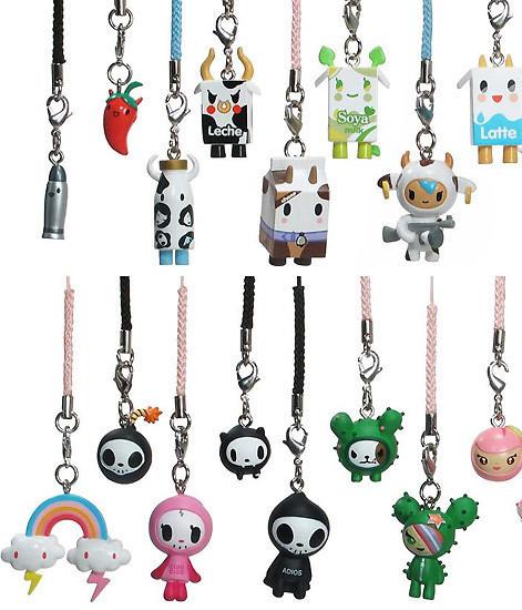 Изображение 5. Дизайнерские игрушки tokidoki.. Изображение № 4.