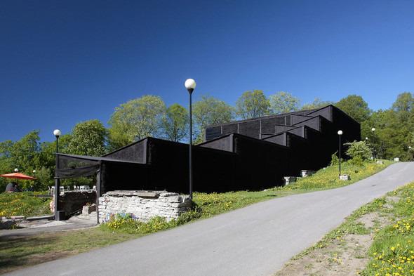 Театр из соломы: эксперимент эстонского архбюро Salto. Изображение № 9.