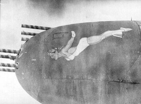 World WarIIАэрография насамолетах. Изображение № 7.