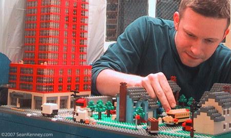 Lego Yankee Stadium. Изображение № 7.