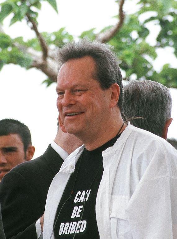 Терри Гиллиам (фото: Rita Molnár / WikiCommons). Изображение № 3.