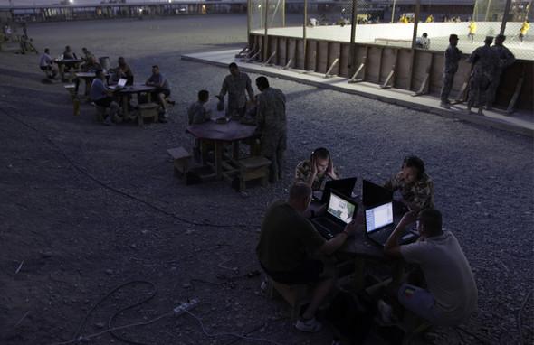 Афганистан. Военная фотография. Изображение № 31.